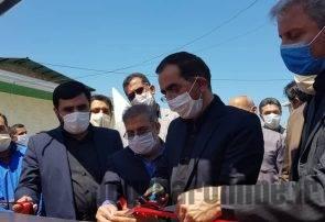 افتتاح و بهره برداری از پروژه آبرسانی شهر کوهیخیل