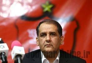 رسولپناه از سرپرستی باشگاه پرسپولیس استعفا کرد