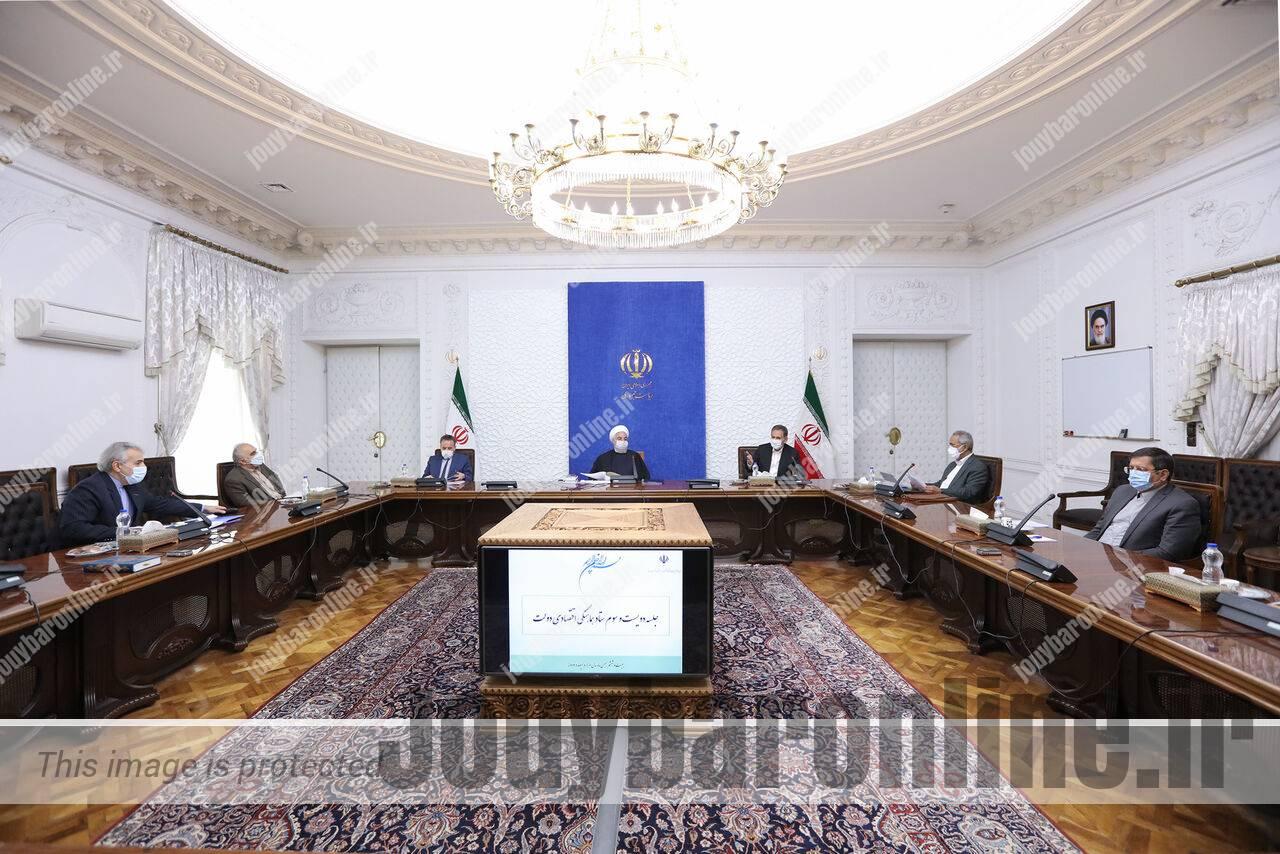 روحانی: وقفه در تصویب بودجه به معیشت مردم آسیب میزند