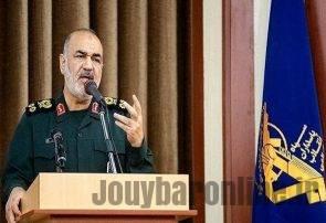 سردار سلامی در گفتگو با رهبران مقاومت فلسطین: سپاه پاسداران تا فروپاشی رژیم صهیونیستی همراه ملت فلسطین است