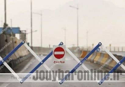 سرپرست پلیس راه مازندران: ورود به مازندران در تعطیلات عید قربان ممنوع است