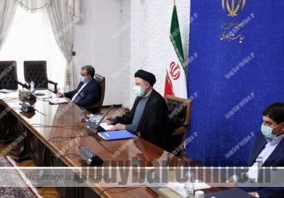 تاکید رئیسجمهور بر فعالتر شدن ستاد تنظیم بازار/ وزارت اقتصاد فروش داراییهای مازاد دولت را پیگیری کند