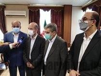 وزیر نیرو در سفر به استان فارس: آب خلیج فارس به استان فارس میرسد/ افزایش تخصیص ۴۰۰ میلیون مترمکعب آب در سال به استان فارس